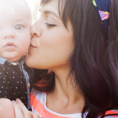 Secrets to Motherhood Joy